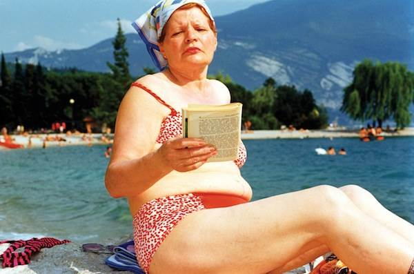 © Martin Parr / Magnum Photos. Italy. Riva del Garda. 1999