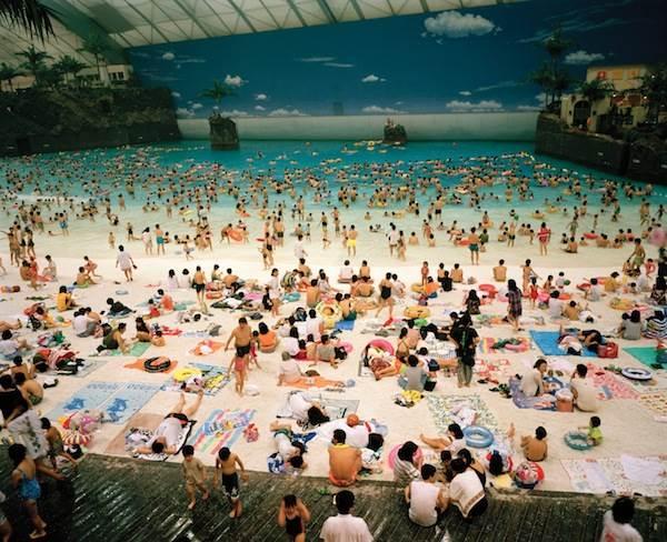 © Martin Parr / Magnum Photos. Japan. Miyazaki. The Ocean Dome. 1996.