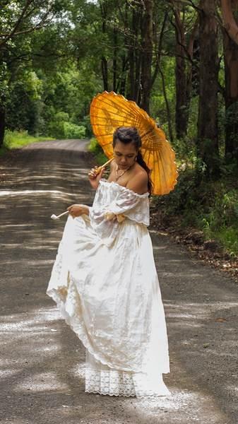 Fiona Foley, Aboriginal beauty