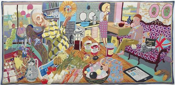 Grayson Perry, Expulsion from Number 8 Eden Close