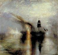 J.M.W. Turner, Peace – Burial at Sea