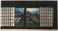Mitsuhiro Unno, View from Soji Window