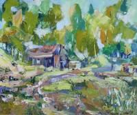 Mary Nguyen, Abandoned house