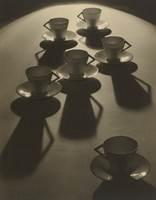 Olive Cotton Tea cup ballet