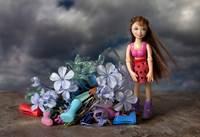 Anke Stäcker, The Blue Flower