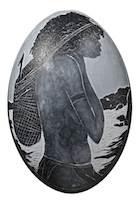 Aunty Esther Kirby, Emu Egg