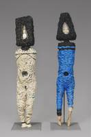 Sally Simpson, Cephalopoda Reliquary with Stingray Bones