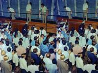 Curtain Call 2016 | 1000 2000s Soap Image sourced from the Australian Archives, Sydney Stock Exchange, 1970