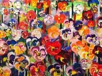 Mirabela Varga, Flowers