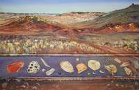 Louise Foletta, Travelling through an Ancient Land: The Painted Desert