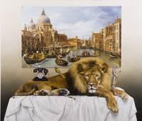 Kate Bergin, The Venetian Room
