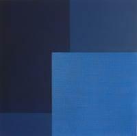 Stephanie Houghton, Blue Square No.2