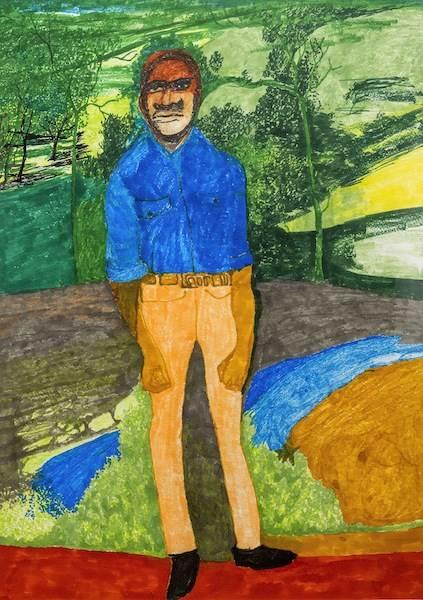 Nyapuru (William) Gardiner, Drifter