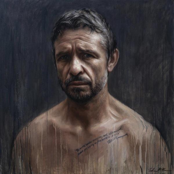 Joshua McPherson, Afterward (portrait of Matt Nable)