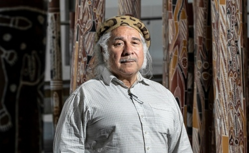 Djon Mundine OAM: Red Ochre Award for Lifetime Achievement