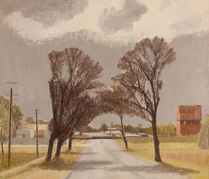 Rachel Ellis, Winter, Gormans Hill Road, Bathurst