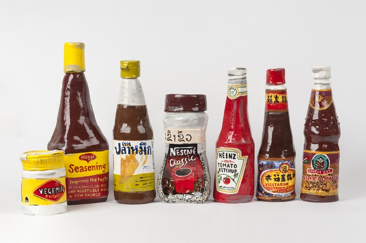 Mechelle Bounpraseuth, My parents come from Laos, the land of condiments. Every bottle, every jar reminds me of them