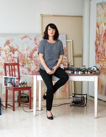 Fiona Lowy, artist