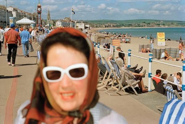 © Martin Parr / Magnum Photos. GB. England. Weymouth. 2000.