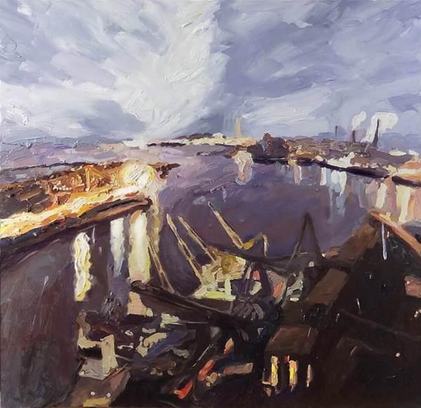 Richard Claremont, Dusk, Port Kembla