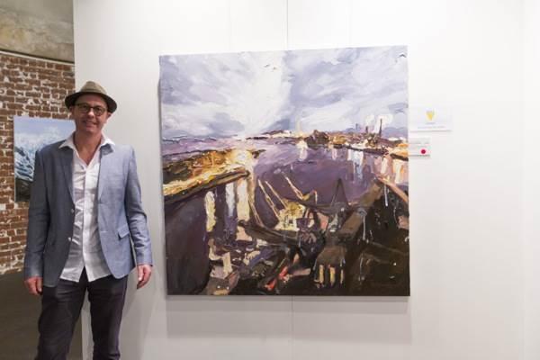 Richard Claremont, 2015 ANL Maritime Art Award