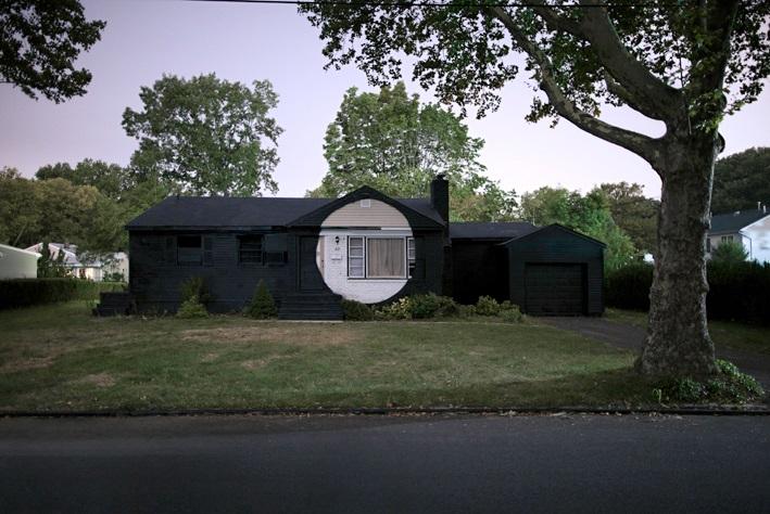 Ian Strange, Corrinne Terrace selected work from Suburban