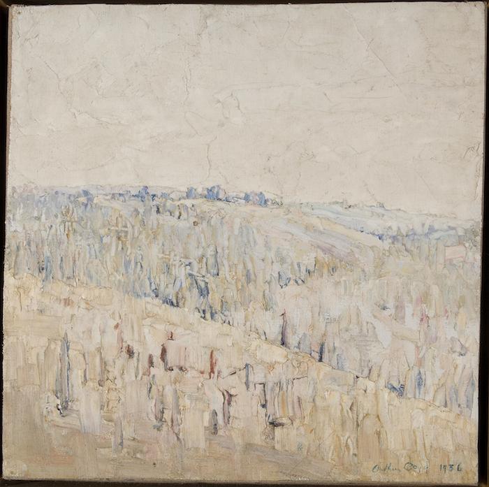 Arthur Boyd, Pastoral landscape