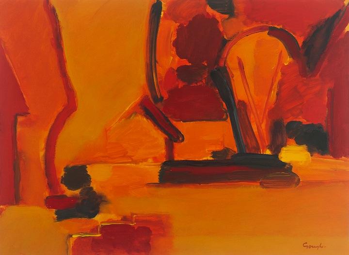 Craig Gough, Arrangement with Orange