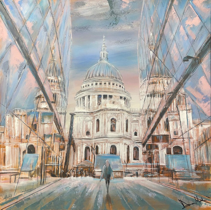 Damien March, Reflections of St Paul's