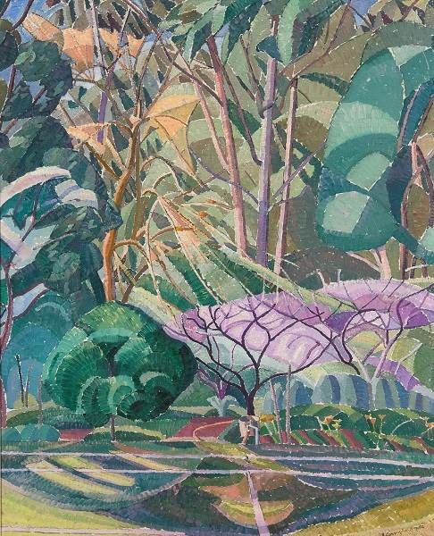 Grace Cossington Smith, Trees