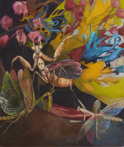 Floria Tosca, Mantis