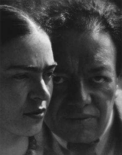 Martin Munkacsi, Diego and Frida