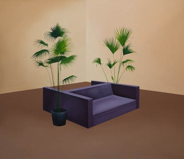 Stephanie Wilson, Palm Down