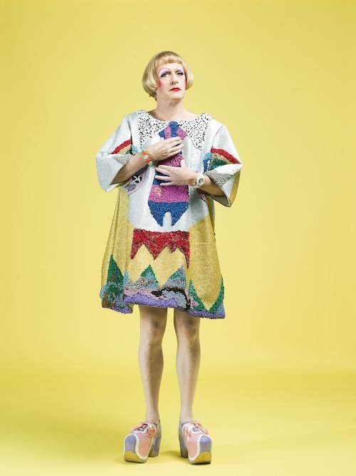 Grayson Perry, Portrait