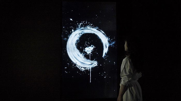 teamLab, Enso – Cold Light