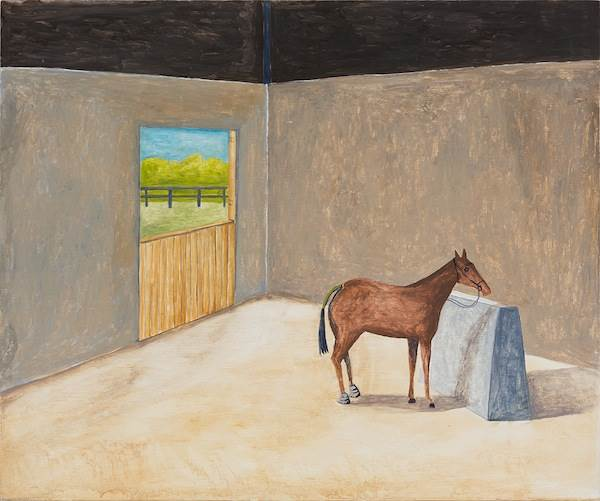 Noel McKenna, Breeding barn