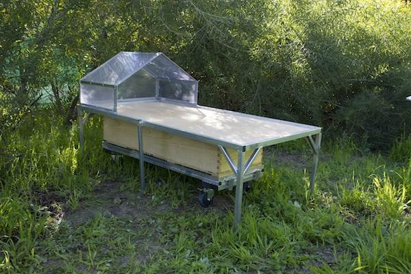 Mike Bianco, Bee Bed (prototype)