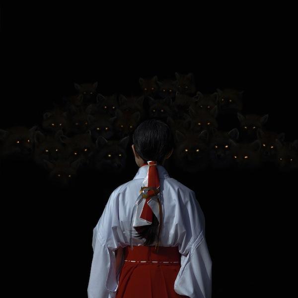 Luke Hardy, kitsune-bi [foxfires] V