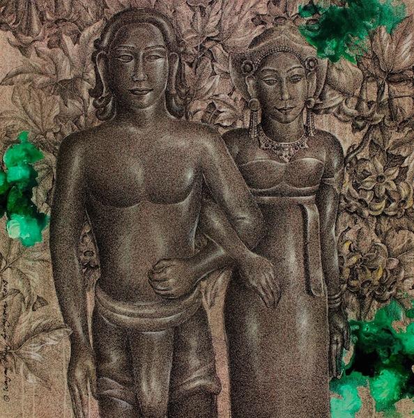 Wayan Kun Adnyana, In Deep Pasison