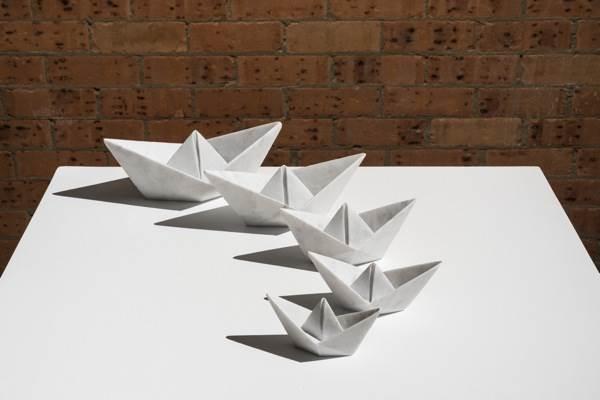 Alex Seton - Paper Boats