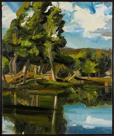 Robert Malherbe, Lithgow Wetlands