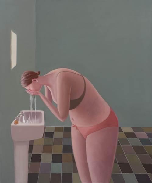 Prudence Flint, Wash