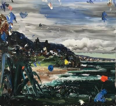Paul Ryan, Landscape, spring sprung