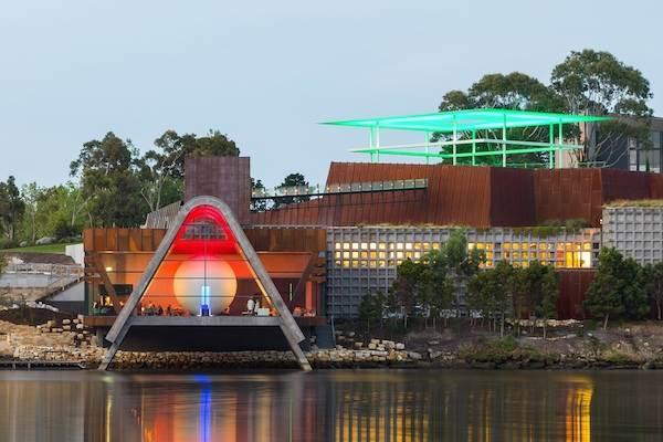 MONA Museum of Old and New Art, Hobart, Tasmania, Australia - Art Almanac